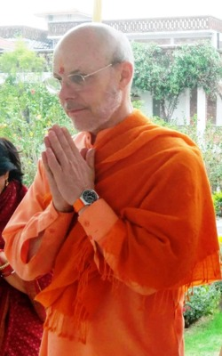 Photo: Swami Ritavan Bharati