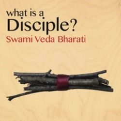 Album Cover of What is a Disciple by Swami Veda (Audio)