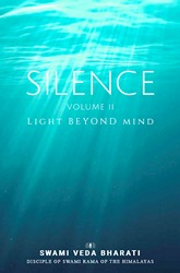 Book Cover: Silence Volume 2 Light Beyond the Mind