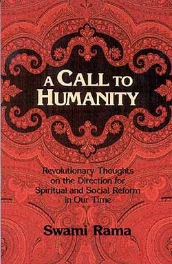 Book Cover: A Call to Humanity by Swami Rama